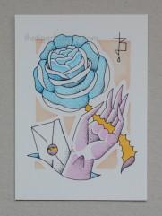 Love Letter (5x7) $10