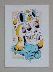 Dead Pilot (5x7) $10