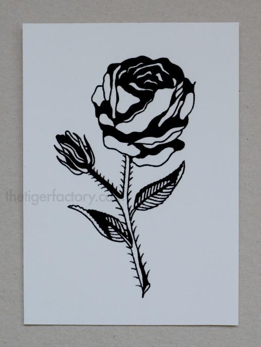 Rose 3 (5x7) $10