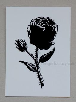 Rose 2 (5x7) $10