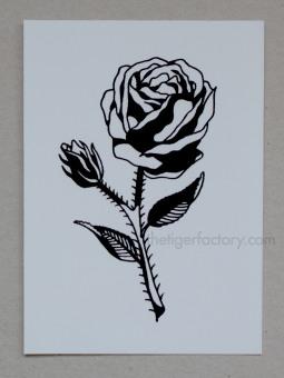 Rose 1 (5x7) $10